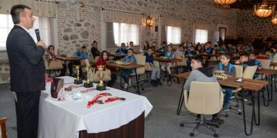 Altındağ'ın satranç şampiyonları belli oldu