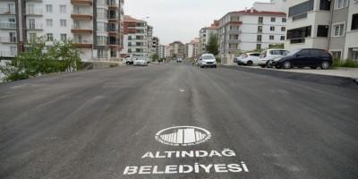 Altındağ'da yeni yatırımlara yol açılıyor