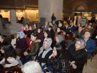 Altındağlı kadınlar opera konserinde